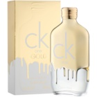 Calvin Klein CK One Gold toaletná voda unisex 100 ml