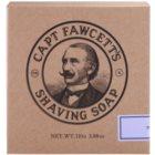 Captain Fawcett Shaving mydlo na holenie mydlo na holenie