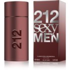 Carolina Herrera 212 Sexy Men Eau de Toilette for Men 100 ml