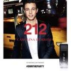 Carolina Herrera 212 VIP Black eau de parfum pentru barbati 100 ml