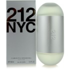 Carolina Herrera 212 NYC Eau de Toilette for Women 100 ml