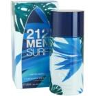 Carolina Herrera 212 Surf toaletní voda pro muže 100 ml limitovaná edice