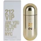 Carolina Herrera 212 VIP eau de parfum para mujer 80 ml