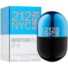 Carolina Herrera 212 NYC Men Pills eau de toilette férfiaknak 20 ml