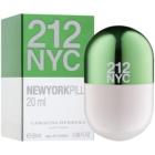 Carolina Herrera 212 NYC Pills Eau de Toilette for Women 20 ml