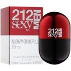 Carolina Herrera 212 Sexy Men Pills woda toaletowa dla mężczyzn 20 ml
