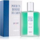 Caron Pour Un Homme Sport eau de toilette per uomo 125 ml