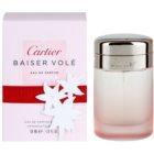 Cartier Baiser Volé Fraîche Parfumovaná voda pre ženy 50 ml