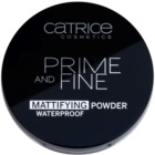 Catrice Prime And Fine zmatňujúci púder