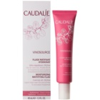 Caudalie Vinosource fluid matifiant hidratant pentru ten mixt