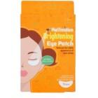 Cettua Clean & Simple élénkítő maszk a szem köré