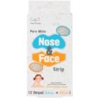 Cettua Pure White tira limpiadora para el rostro