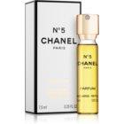 Chanel N° 5 Parfüm für Damen 7,5 ml Nachfüllung mit Zerstäuber