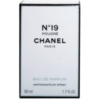 Chanel N°19 Poudré Eau de Parfum for Women 50 ml