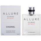 Chanel Allure Homme Sport Cologne acqua di Colonia per uomo 150 ml