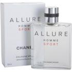 Chanel Allure Homme Sport Cologne kolinská voda pre mužov 150 ml