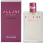 Chanel Allure Sensuelle Eau de Toilette für Damen 50 ml