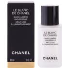 Chanel Le Blanc de Chanel baza pod makeup