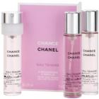Chanel Chance Eau Tendre toaletní voda pro ženy 3x20 ml (3 x náplň)