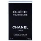 Chanel Égoïste toaletná voda pre mužov 50 ml