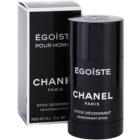 Chanel Égoïste deodorante stick per uomo 75 ml