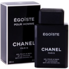 Chanel Égoïste sprchový gél pre mužov 200 ml