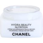 Chanel Hydra Beauty odżywczy krem do bardzo suchej skóry