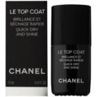Chanel Le Top Coat Lac pentru protejarea ojei cu efect de stralucire