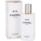 Chanel N°19 gel za prhanje za ženske 200 ml