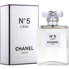 Chanel N°5 L'Eau Eau de Toilette for Women 100 ml