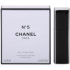 Chanel N°5 Eau Première parfumska voda za ženske 3 x 20 ml (1x  polnilna + 2x polnilo)