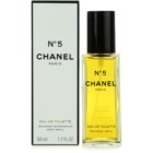 Chanel N°5 toaletní voda pro ženy 50 ml náplň