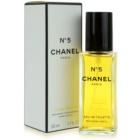 Chanel N°5 eau de toilette nőknek 50 ml töltelék