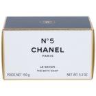 Chanel N° 5 parfümös szappan nőknek 150 g