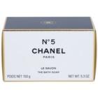 Chanel N°5 parfumsko milo za ženske 150 g