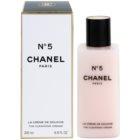 Chanel N°5 tusoló krém nőknek 200 ml
