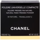 Chanel Poudre Universelle Compacte компактна пудра