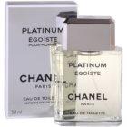 Chanel Égoïste Platinum eau de toilette férfiaknak 50 ml