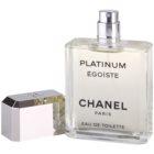Chanel Égoïste Platinum toaletná voda pre mužov 50 ml