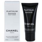 Chanel Égoïste Platinum émulsion après-rasage pour homme 75 ml