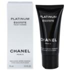 Chanel Égoïste Platinum emulze po holení pro muže 75 ml