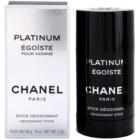 Chanel Égoïste Platinum Deodorant Stick voor Mannen 75 ml