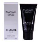 Chanel Égoïste Platinum gel doccia per uomo 150 ml