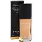 Chanel Vitalumière make up lichid