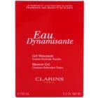 Clarins Eau Dynamisante sprchový gél pre ženy 150 ml