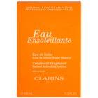 Clarins Eau Ensoleillante acqua rinfrescante per donna 100 ml