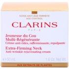 Clarins Extra-Firming festigende Anti-Faltencreme für Hals und Dekolleté