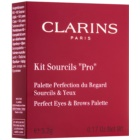 "Clarins Eye Make-Up Kit Sourcils ""Pro"" Perfect Eyes and Brows Palette"