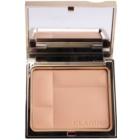 Clarins Face Make-Up Ever Matte poudre compacte minérale effet mat