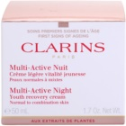 Clarins Multi-Active crema de noapte revitalizanta  pentru piele normala si mixta